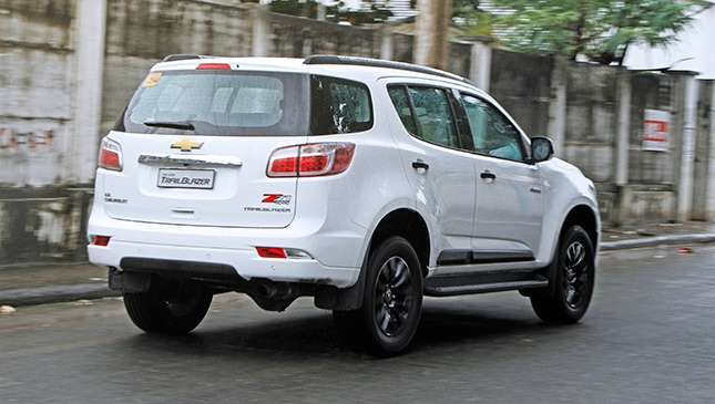 Chevrolet Trailblazer review