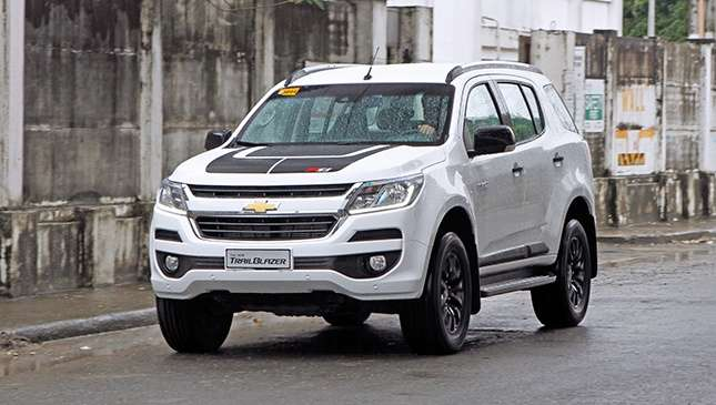Review Chevrolet Trailblazer 28 4x4 Z71