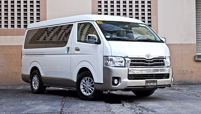 Toyota Hiace Super Grandia 2017 Philippines Review Specs Price