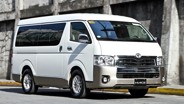 Customized Vans Car >> Toyota Hiace