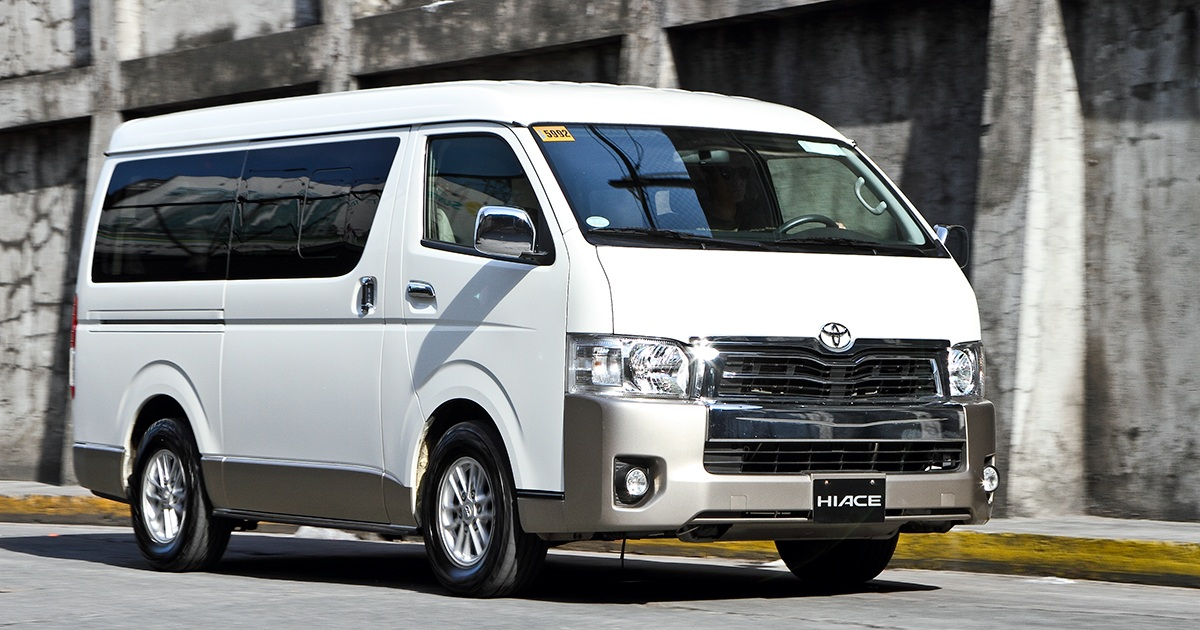 Toyota Hiace 2018 Price Specs And Features