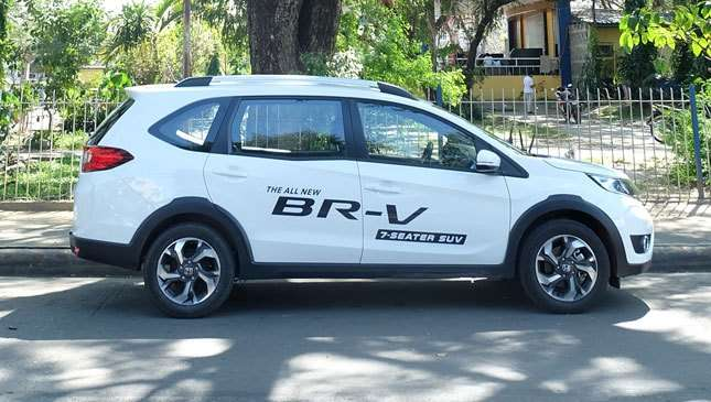 Drive thru service for Honda brv philippines