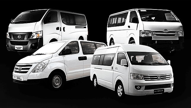 Foton View Top Gear Philippines