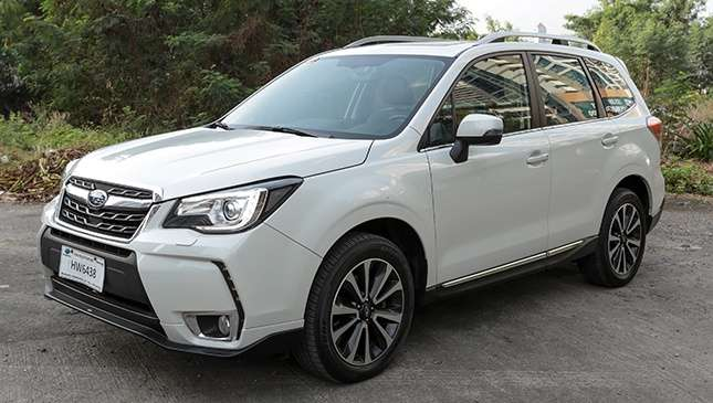 Buy A Forester Xt Now Because The Next One Won T Be Turbocharged