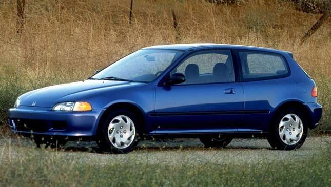 What Makes 90s Honda Civics Such A Hit With Car Guys