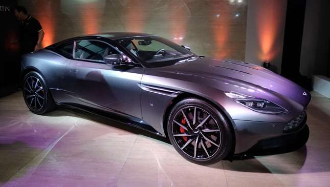 The Allnew Aston Martin DB Launch Price Features Car News - New aston martin price