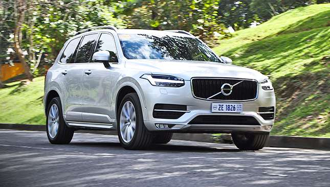 Volvo Xc90 D5 Awd 2017 Philippines Review Specs Price