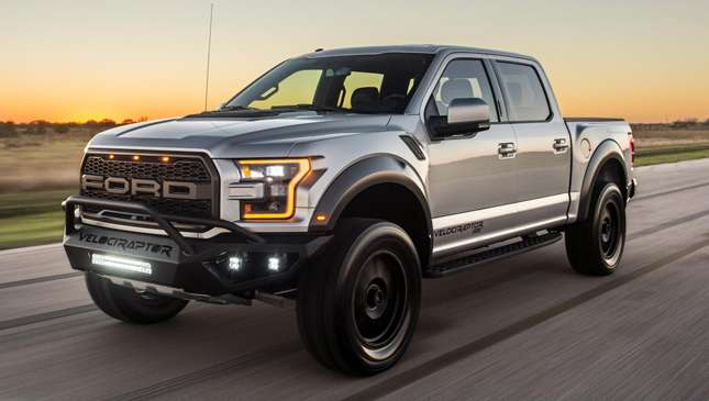 Ford Velociraptor Price >> New Hennessey Ford F 150 Velociraptor Specs Price Features