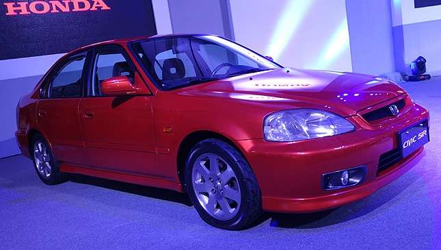 Honda Civic Sir The Most Iconic Car In The Philippines