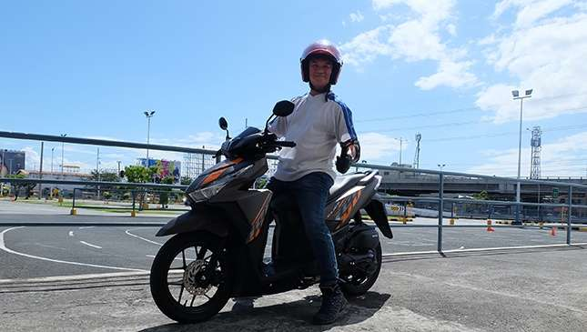 Honda Click 150i 2017 Philippines: Review, Specs U0026 Price | Motorcyle Review  | Top Gear Philippines