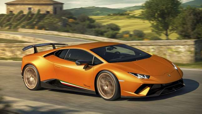 The New Lamborghini Huracan Performante: Photos, Price, Features   Car News    Top Gear Philippines