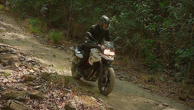 Adventure riders conquer Coto Mines in Zambales
