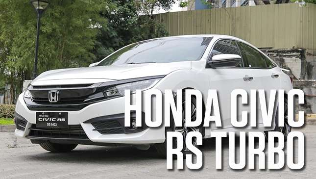 The Honda Civic RS Turbo Is One Of The Best Sedans In The Market