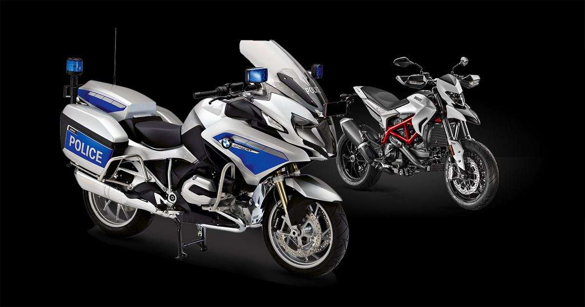 It S Bmw Vs Ducati In Chips Remake Motorcyle Feature Top Gear Philippines