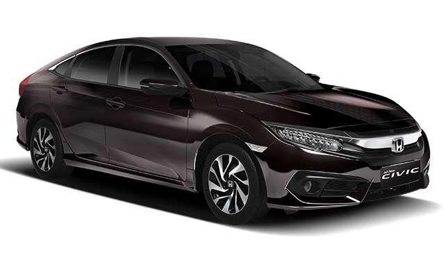 Honda Philippines Upgraded The Honda Civic 1 8e Cvt Model