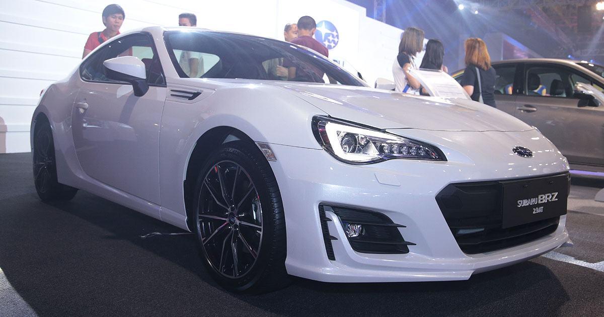 2017 Subaru BRZ Philippines: Price & Photos