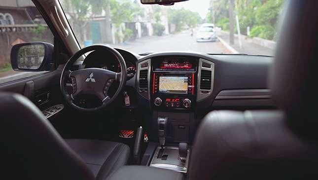 Mitsubishi Pajero GLS 3 2 Di-D: review, photos, specs, price