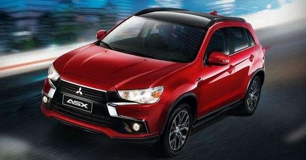 mitsubishi asx | top gear philippines