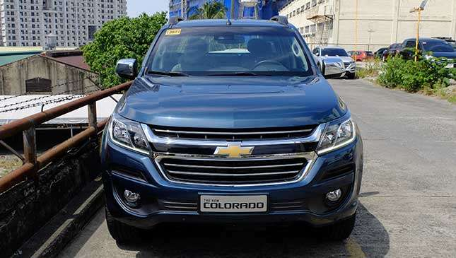 Chevrolet Colorado Philippines Your Thoughts About This Car