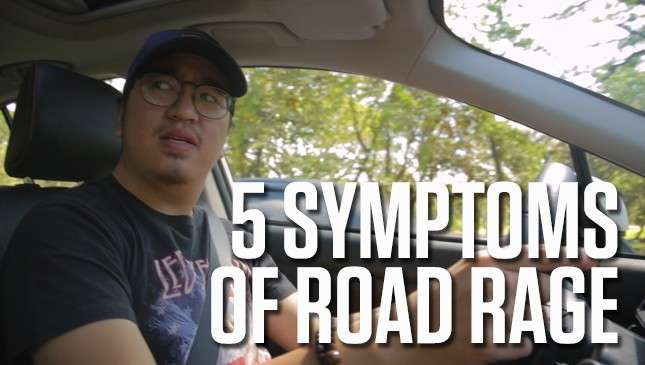 Always watch out for these 5 road rage symptoms
