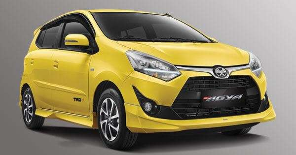 Toyota Wigo TRD: New Images of the City Hatch's Refreshed Version | Car News | Top Gear Philippines