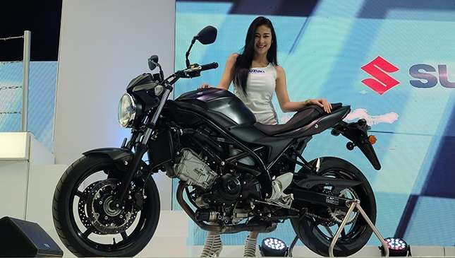 Superb Suzuki Sv650 Motorcycle Is Back To Ph Market Pdpeps Interior Chair Design Pdpepsorg