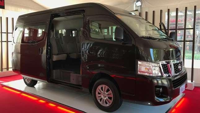 46227079dc The new Nissan Urvan Premium is  vangoals
