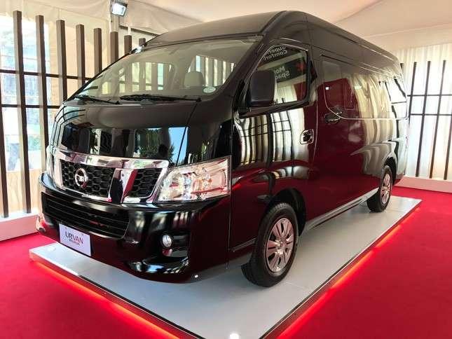 Nissan Urvan Premium Price Specs Photos Features Car
