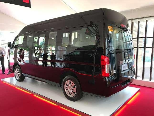 The new Nissan Urvan Premium is #vangoals | Top Gear ...