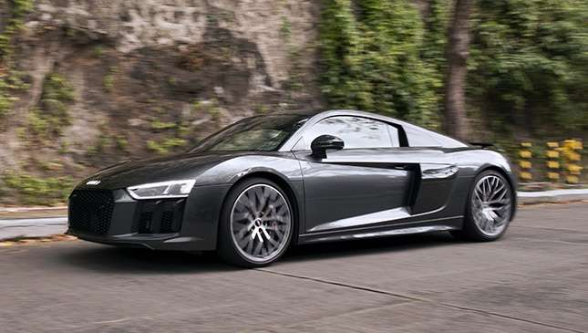 Supercar Showdown: Audi R8 V10 Plus Vs. McLaren 570S