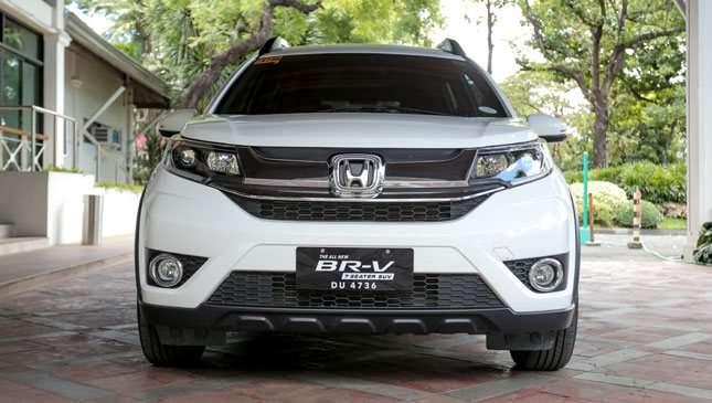 Honda Br V S Cvt Review Photos Specs Price