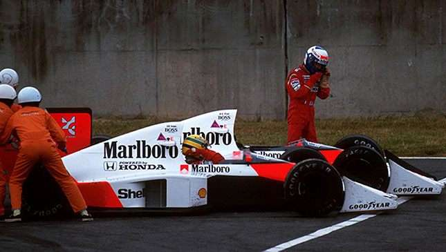 Ayrton Senna's top 10 most definitive moments in Formula One