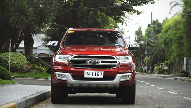 Ford Everest 2018 Price Specs And Features