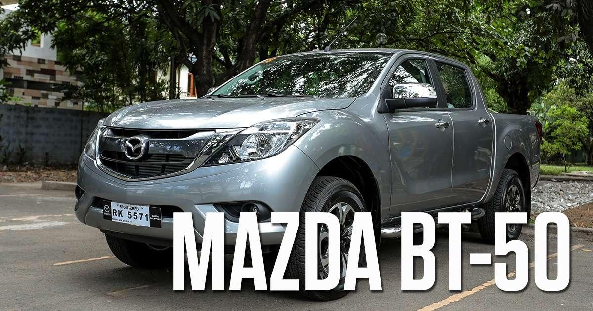 Mazda Bt 50 Top Gear Philippines