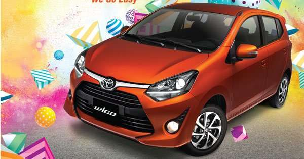 Wigo 2018 Specs >> Toyota PH launches the new Wigo: photos, specs, features