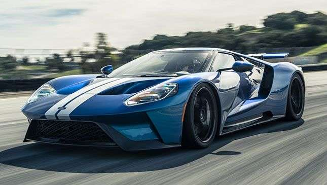 The Ford GT Is A Fun, Fast, And Confident American Supercar