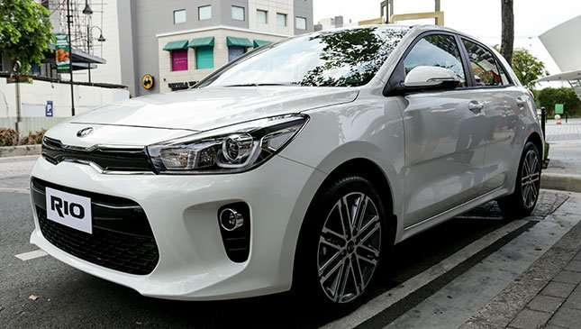 The All New Kia Rio Hatchback Has Been Launched In Ph