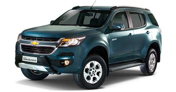 Chevrolet Trailblazer Review In The Philippines Top Gear Philippines