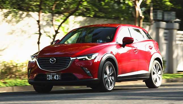 Mazda cx 3 pros and cons