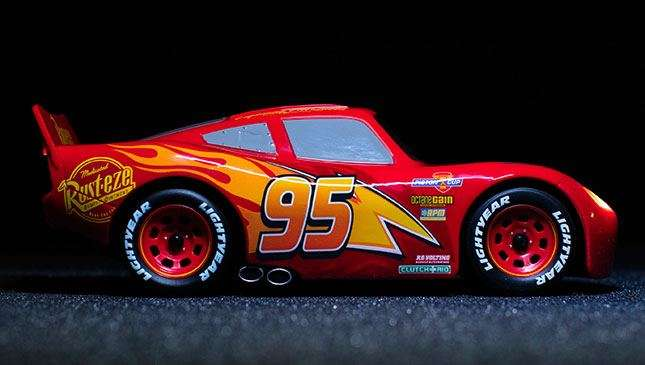 Cars  Francesco Top Speed