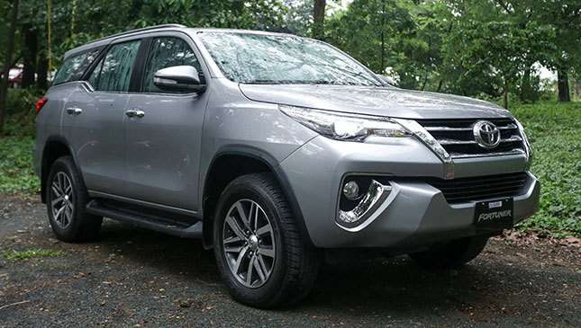 Toyota Fortuner 4x2 AT Philippines: Reviews, Specs & Price