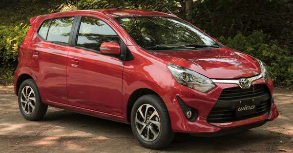Toyota Wigo Top Gear Philippines