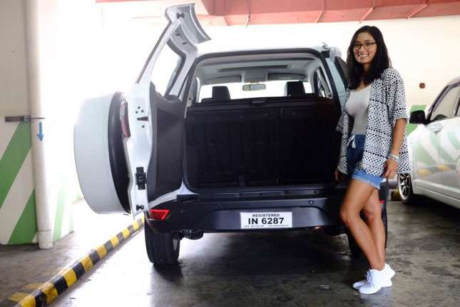Ford EcoSport Fashion Challenge