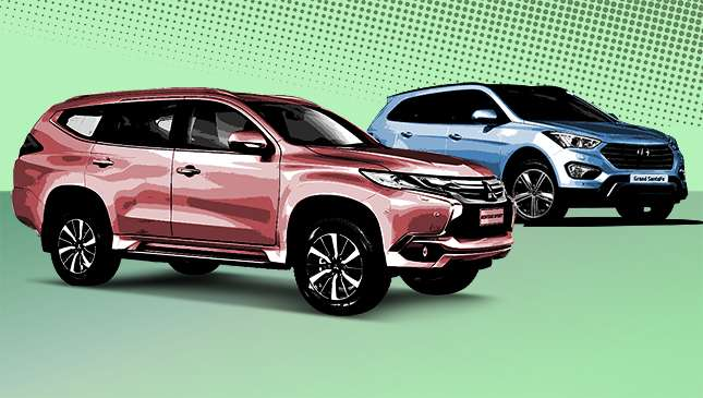 A reader asks if he should go for the Montero Sport or Santa Fe