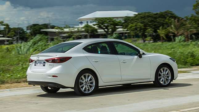Mazda 3 2 0 R Review Specs Photos Top Gear Philippines