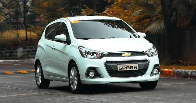 Review Chevrolet Spark 1 4 Ltz
