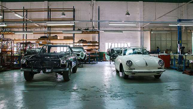 Car Restoration - Largest Restoration Shop is Here in the Philippines