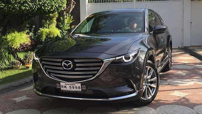 Mazda CX 9 2017 Philippines: Review, Specs U0026 Price | Drives | Top Gear  Philippines