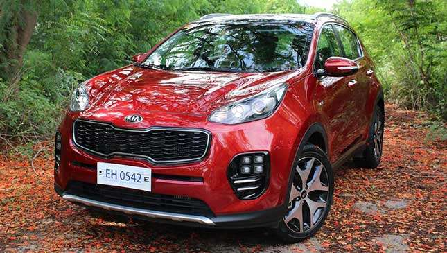 How Much Is A Paint Job For Kia Sportage