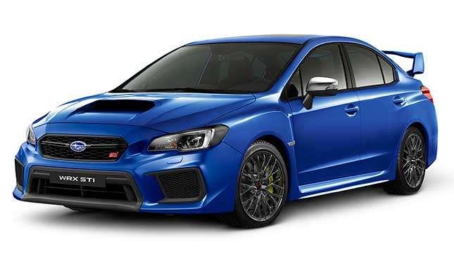 New Subaru Wrx And Sti Slated For Ph Release